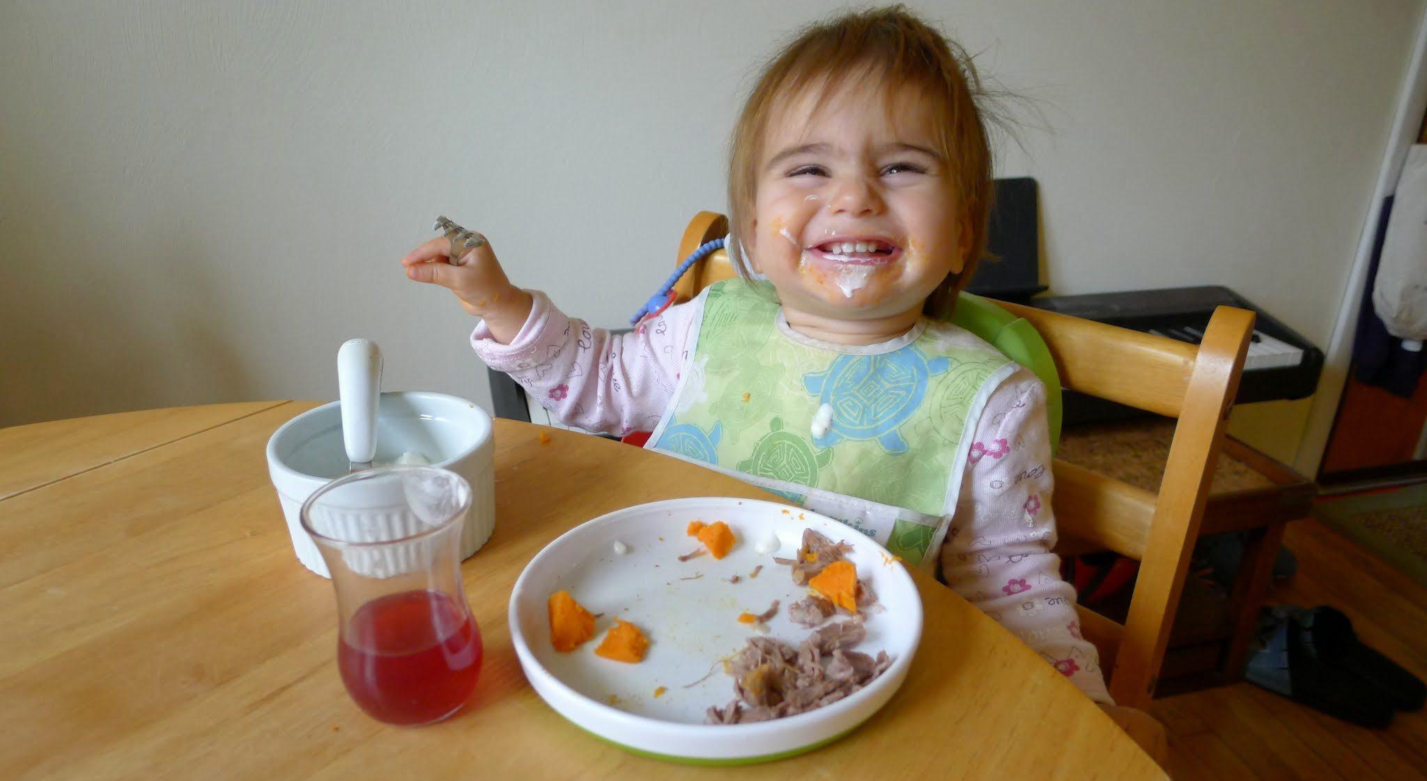 Kabızlık Önleyen Bebek Kahvaltısı